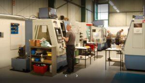 Optimised CNC Layout