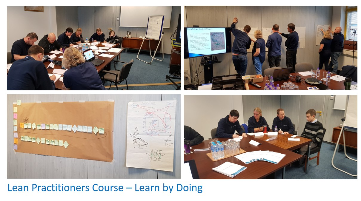 Lean Practitioners Course