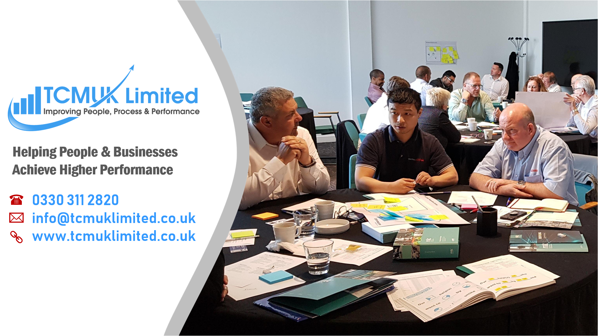 TCMUK Limited - Business Coaching