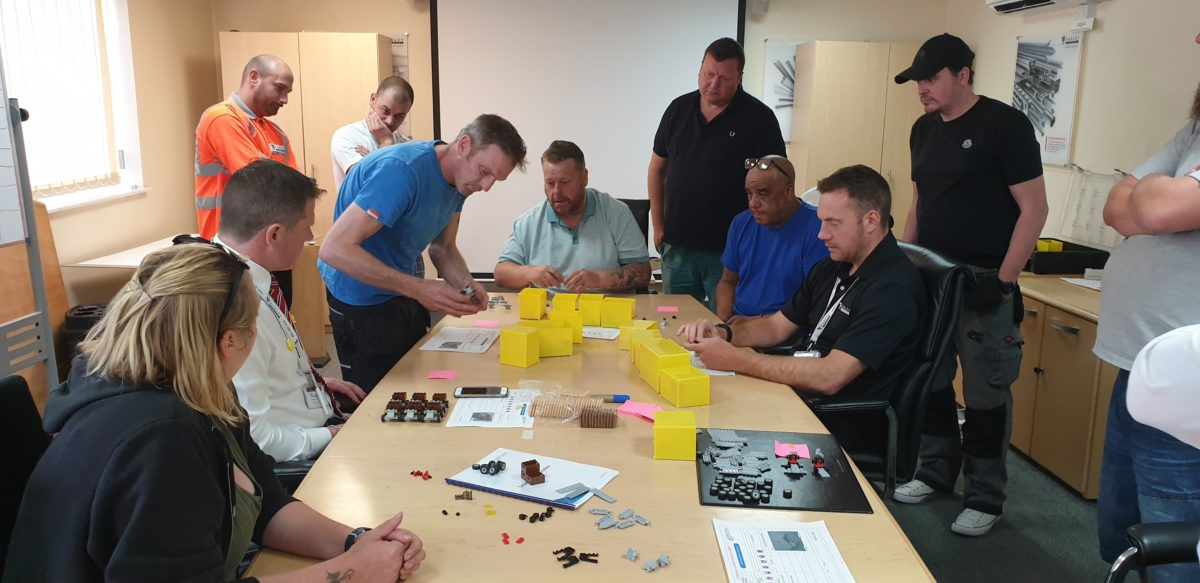 Lean Awareness Training - TCMUK limited