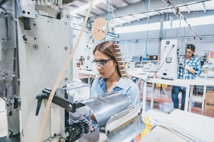 Engaging the Younger Generation in Manufacturing